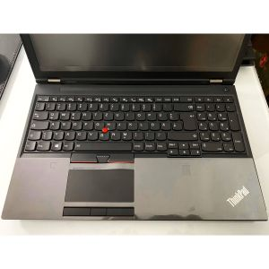 Lenovo ThinkPad P51 - Xeon / 32GB / 1TB NVMe SSD / 4K UHD / LTE